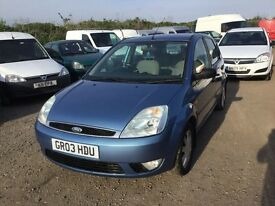 FORD FIESTA GHIA MODEL AUTOMATIC 66000 MILES IN VGCONDITION LOVELY DRIVING AUTOMATIC PX WEKCOME