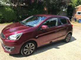 Mitsubishi Mirage- full service history, 1 previous owner, amazing condition