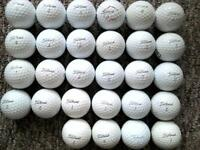 28 Titleist PROV1s in very good condition