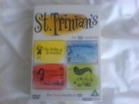 St Trinians dvd box set brand new unwanted gift