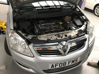 Vauxhall Zafira Astra Vectra Z19DTH 150BHP ENGINE SUPPLY AND FIT!!!!!!!!