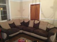 Get in ready for Christmas, Can deliver , Reduced price Lovely comfortable family sofa large