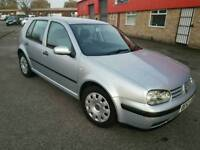 2003 VW GOLF 1.9TDI MOTED GOOD HISTIRY SALE/SWAP TO 7.SEATER