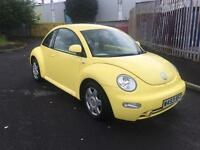 Volkswagen Beetle 2.0 72000 miles £950 Px welcome