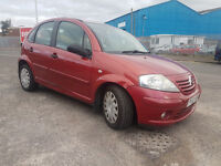 CITROEN C3 AUTOMATIC, WARRANTED LOW MILEAGE, MOT, FULL VOSA HISTORY, LADY OWNED, GOOD CONDITION,
