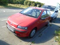 Fiat Punto 1.2 5 Million Limited Edition 3dr - PART EXCHANGE TO CLEAR