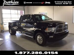 2012 Ram 3500 Laramie Longhorn/Limited Edition 4x4 Crew 8ft