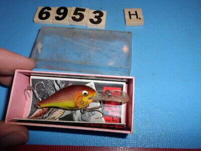 color VERY RARE RAPALA RISTO RAP RR 4 cm SFCO Silver Fluo Chartreuse Orange