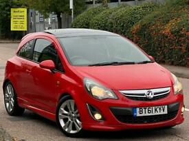 image for Corsa in Toronto red Sunroof Ulez free