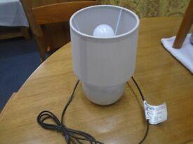 SELECTION OF TABLE LAMPS at Haven Trust's charity shop at 247 Radford Road, NG7 5GU