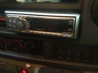 Alpine digital car stereo for sale