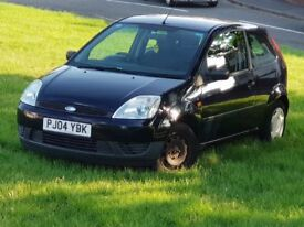 ANY OLD CAR PX WELCOME, 1.2 FIESTA COVERED ONLY 66K WITH FULL VOSA HISTORY, WARRANTED LOW MILEAGE,