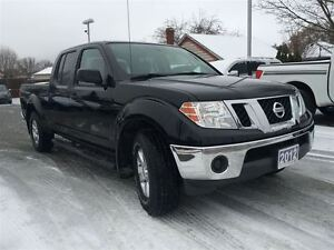 2012 Nissan Frontier SV Crew Cab Kawartha Lakes Peterborough Area image 3