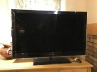 Samsung 46 inch Full HD LCD television
