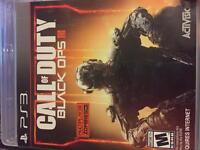 Black ops 3 for PS3 for 50 bucks