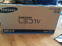 Samsung 32inch led TV new in box