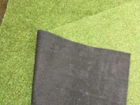 Astro Turf two off cuts sold as a pair