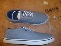Firetrap Mens Canvass Shoes