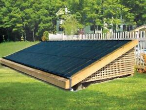 Enersol Solar Pool Heater - Warming Pools Since 1979!