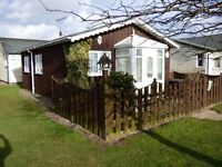 3 Bed Detached Chalet Holiday home for sale at South Shore Holiday Village near Bridlington (1240)
