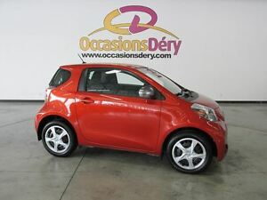 2012 Scion iQ BLUETOOTH - EXCELLENT VEHICULE URBAIN