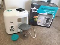 Tommee Tippee Baby Food Steamer Blender