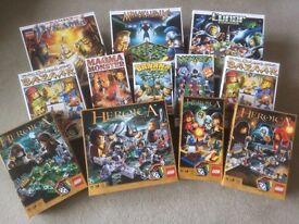 12 Lego Games - Will Split - Perfect for Christmas *** Whole bundle less than £3.50 each! ***