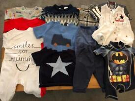 Baby Boy bundle Next 3-6 months