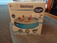 brand new swimming pool sealed 12 months warrenty brought from amazon £69.99 no offers pick up only