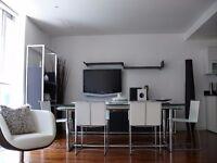 Dark Brown Designer Revers Floating Shelf