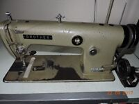Brother DB2 B755 industrial sewing machine