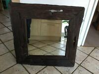 Barker & Stonehouse driftwood mirror