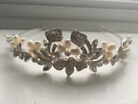Brand new tiara by Alan Hannah