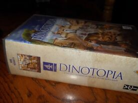 DINOTOPIA.....A SECRET WORLD IS ABOUT TO BE REVEALED