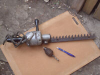 Very old Tarpen Hedge Cutter steel type 45 240v doesn't go