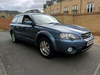 SUBARU LEGACY OUTBACK AUTO - TOP SPEC - HISTORY - HPI CLEAR AWD