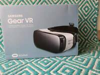 Brand new samsung VR headset