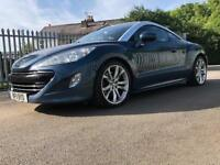 2011│Peugeot RCZ 2.0 HDi GT 2dr│Leather Seats│12 MONTHS WARRANTY - REDUCED