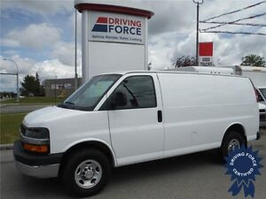 2015 Chevrolet Express Cargo Van w/Backup Camera, Only 7,125 KMs