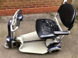 TGA buddy collapsable mobility scooter