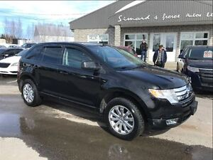 2010 Ford Edge SEL AWD CUIR TOIT PANORAMIQUE