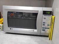 LG Intellowave Microwave