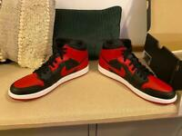 Air Jordan 1 Banned BRAND NEW**DEADSTOCK**Size 11 UK