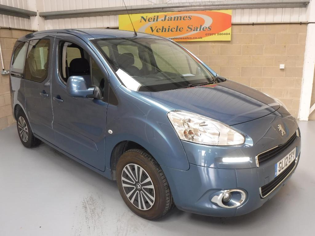 peugeot now sold partner tepee 1 6 hdi 75 s f s h one lady owner in mint condition deposit taken. Black Bedroom Furniture Sets. Home Design Ideas
