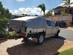 Canopy - fastback suit hilux trayback Mindarie Wanneroo Area Preview