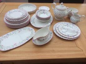 Summer Chintz tableware