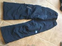 Quicksilver boys ski trousers- £