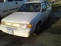 1992 Mercury Other Coupe (2 door)