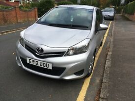 Toyota Yaris 1.33 TR VVT-I, Service History, MOT due May 2018, very good condition, priced to sell