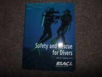 Safety and Rescue for divers